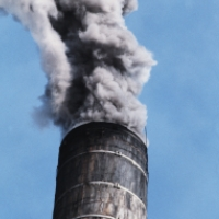 E-law - Air Pollution - Air Quality in the UK - Industrial Chimney (2)